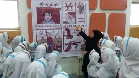 دهه مبارك فجر درمراكزكانون لرستان