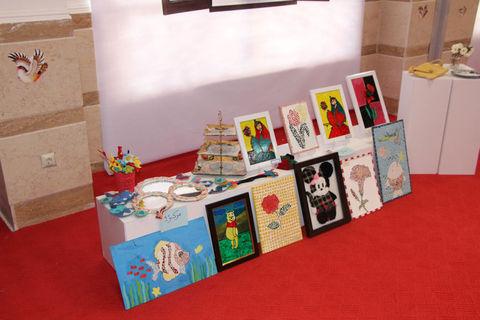 افتتاحیه نمایشگاه قم