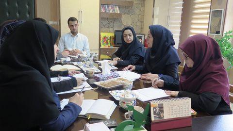 برگزاری هفتمین نشست کارگروه توسعه مدیریت در کانون استان قزوین