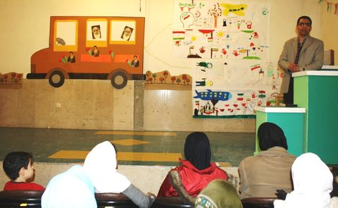 گزارش تصویری فجرانههای مراکز فرهنگی و هنری کانون استان قزوین-۳