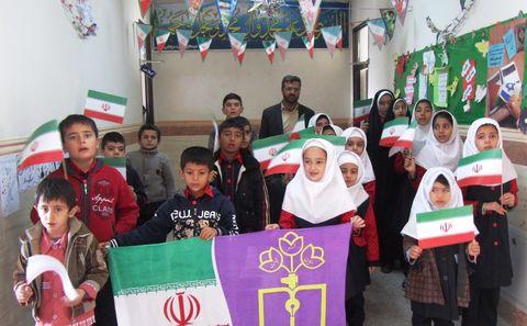 گزارش تصویری فجرانههای مراکز فرهنگی و هنری کانون استان قزوین-3
