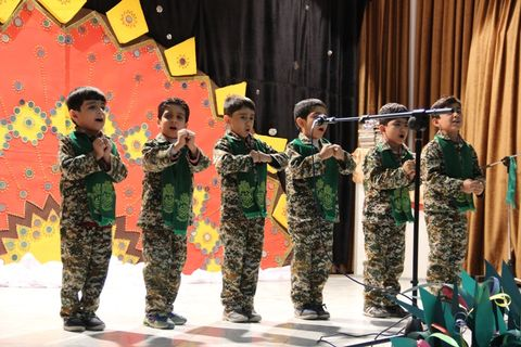 """اختتامیهی جشنوارهی """" کودک؛ کتاب، انتظار """" در کانون پرورش فکری سیستان و بلوچستان"""
