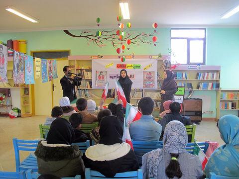 جشنهای سی و نهمین سال پیروزی انقلاب اسلامی در مراکز کانون استان اردبیل (3)
