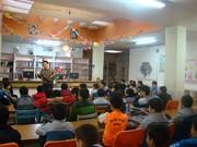دهه فجر در مرکز فرهنگی هنری کاشمر