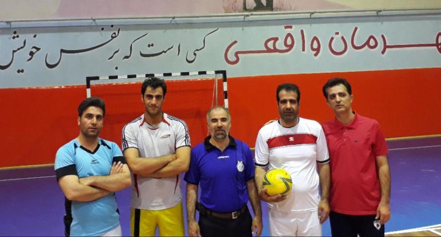همکاران کانون استان کرمانشاه دعوت به ورزش شدند