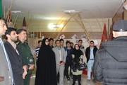 بازدید مدیر کل از نمایشگاه اتحادیه دانش آموزی