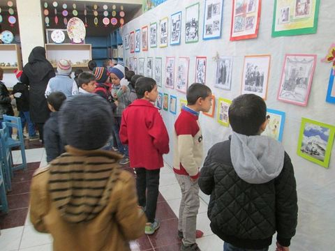 دهه فجر در مراکز کانون کرمان