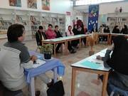 انجمن ادبی مهتاب در چناران