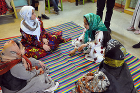 جشنواره بازی های فکری و بومی محلی کانون استان اردبیل در قاب تصویر