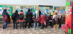 یک برنامه اردویی برای اعضای مرکز شماره سه کانون استان قزوین