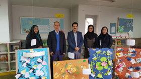 بازدید مدیر کل کانون استان تهران از مرکز پارچین