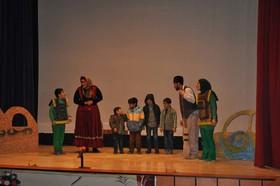 استقبال دانش آموزان از فعالیت های نمایشی  البرز