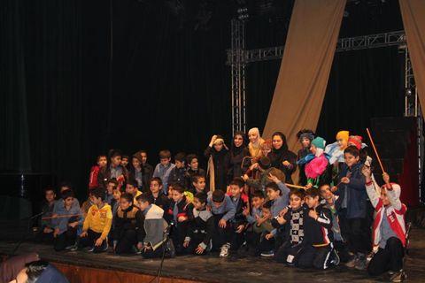 تئاتر یک دقیقه / کانون فارس