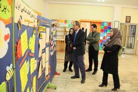 بازدید مدیر کل کانون استان تهران از مرکز شماره ۴۰