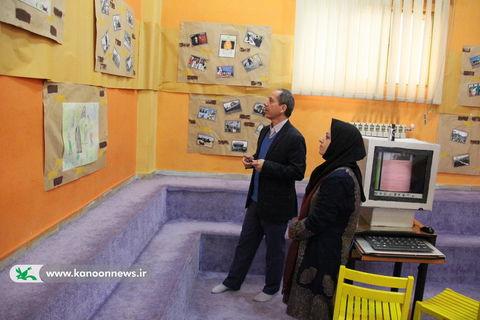 بازدید مدیر کل از مرکز شماره 40 / عکس از مهدیه یکه خانی