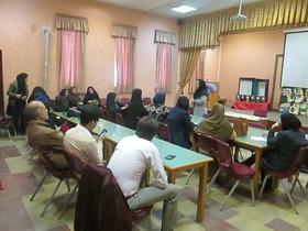 آموزش قصه گویی برای معلمان مدارس استثنائی برگزار شد.