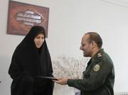 تقدیر از مدیر کل کانون استان کردستان