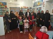مسابقه نقاشی حجاب و نماز در سیرجان