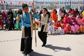 جشنواره بازیها ی محلی در چهار محال  وبختیاری