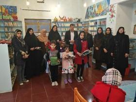 مسابقهی نقاشی ویژه کودکان و نوجوانان در سیرجان برگزار شد