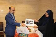 رونمایی از تمبر یادبود  3 مربی فرهنگی کانون کرمان