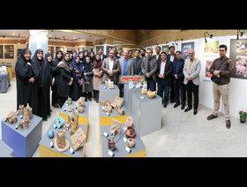 بازدید مدیرعامل، معاونین و مدیران کل استانها از نمایشگاه تماشای حضور کانون استان تهران