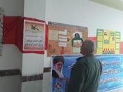 برپایی نمایشگاه آثار اعضا در سنندج