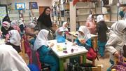 مراکز فرهنگی و هنری کانون مازندران به پیشنواز نوروز رفتند