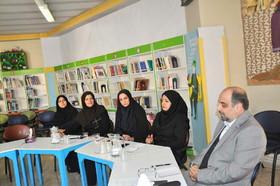 تصاویر آخرین جلسه شورای فرهنگی سال ۹۶ در البرز
