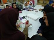 استقبال از بهار در مرکز فرهنگی هنری هامون(سیستان و بلوچستان)