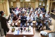 نگاهی به آخرین جلسه شورای کارکنان کانون تهران / عکس از یونس بنامولایی