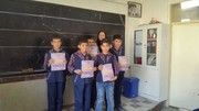 تقدیر از اعضای فعال کتابخانه پستی تبریز