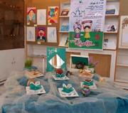اجرای طرح عیدانه با کتاب در کانون آذربایجان شرقی