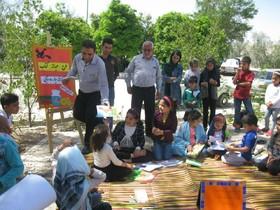 کتابخانه سیار کانون در استان  فارس