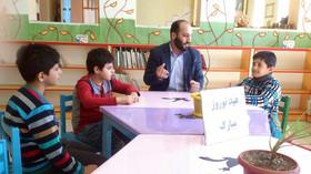 اجرای طرح «عیدانه»ی کانون در استان اردبیل