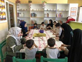 اجرای طرح «عیدانه»ی کانون در استان آذربایجانغربی