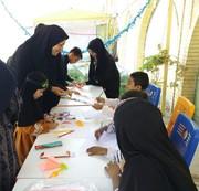ادامهی فعالیتهای کانون پرورش فکری سیستان و بلوچستان در پایگاههای اسکان مسافران نوروزی