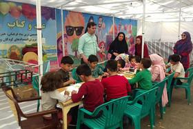 اجرای طرح «عیدانه»ی کانون در استان سمنان