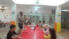 اجرای طرح «عیدانه»ی کانون در استان خراسان جنوبي