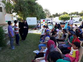 اجرای طرح «عیدانه»ی کانون در استان هرمزگان