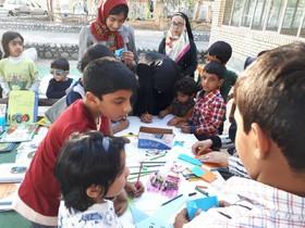 اجرای طرح «عیدانه»ی کانون در استان سیستان و بلوچستان