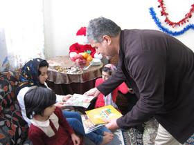 دیدار نماینده مدیر عامل کانون از طرح نوروزی عیدانه کتاب در مازندران