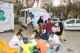 اجرای طرح «عیدانه»ی کانون در استان خراسان شمالی