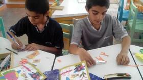 اجرای طرح «عیدانه» در مراکز فرهنگی هنری کانون سبزوار , تایباد و کتابخانههای سیار استان