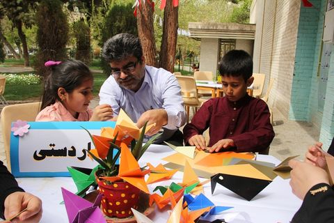 عیدانهای برای کودکان و نوجوانان