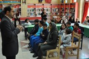 حضور مدیر عامل کانون در زنجان