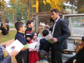 کتابخانه سیار کانون در استان کرمانشاه