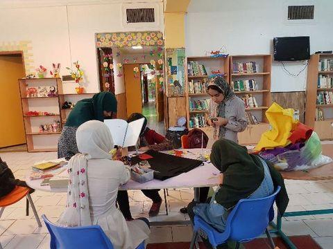 طرح عیدانه کتاب در مراکز کانون کرمان