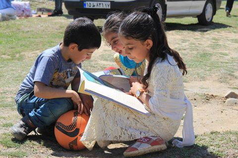 عیدانه کتاب در کانون آذربایجانغربی(2)