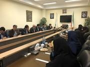 دیدار مدیر کل کانون آذربایجانغربی با کارکنان کانون و کانون زبان ایران